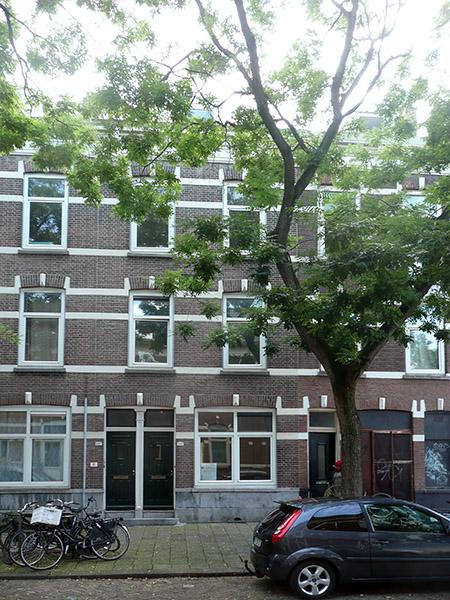 facade Bloklandstraat 190